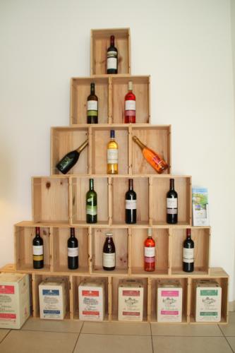 Wijnen Bonhoste piramide