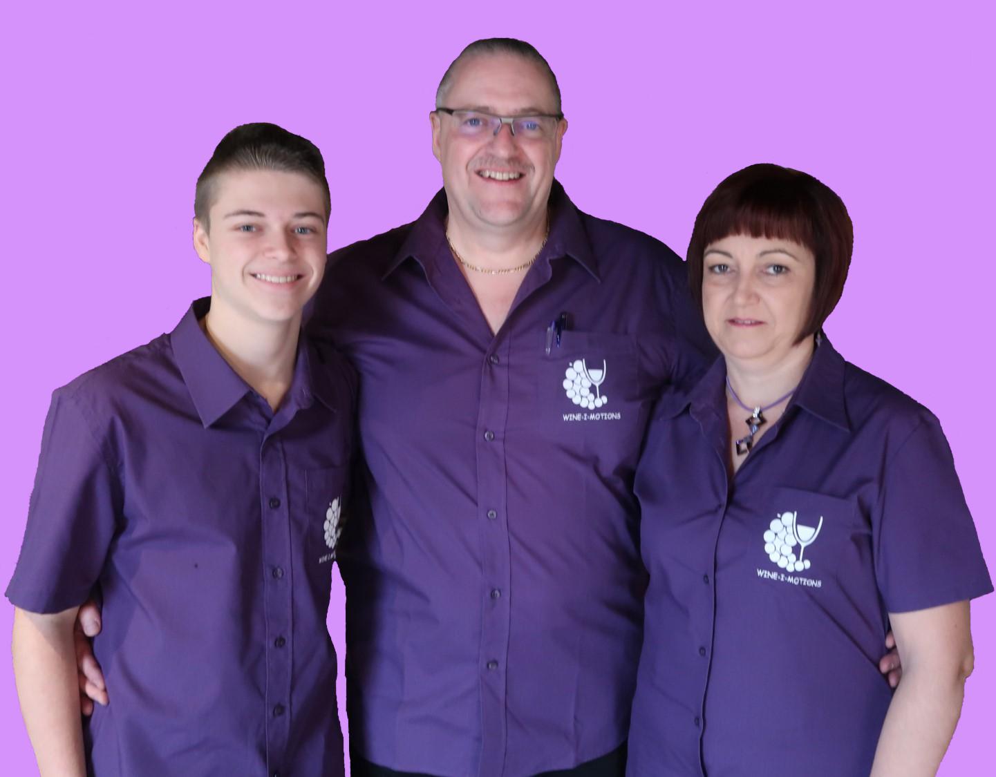 Wij 3, Wim, Christel en Gerben